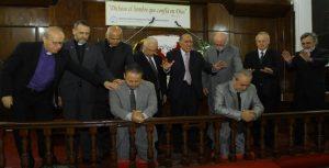 Acto de Ordenación de los Pastores Ara Mkhitaryan y Jorge Soncini